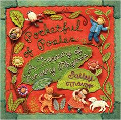 Amazon.com: Pocketful of Posies: A Treasury of Nursery Rhymes (9780618737406): Salley Mavor: Books