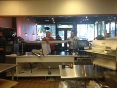 New counter & Pizza Bar Install