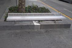 metal public seating - Google 搜尋