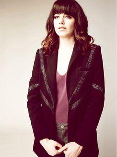 Florentine perfect boyfriend fit blazer by Nikki Rich