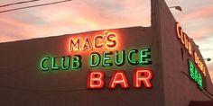 Check out Mac's Club Deuce @ 1der1.com