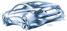 https://www.behance.net/gallery/31783103/Car-Sketches