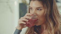 A bebida leve antes dos exercícios ajuda na absorção de nutrientes e desempenho esportivo