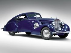 Art Deco 1935 Phantom Rolls - Royce