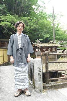 【ザテレビジョン芸能ニュース!】画像:旅の終わりに訪れた湯の峰温泉