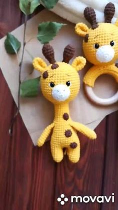 Newborn Toys, Baby Toys, Baby Shower Gift Basket, Baby Shower Gifts, Girl Gifts, Baby Gifts, Baptism Gifts For Girls, Giraffe Crochet, Kids Headbands