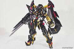 Metal Build Gundam Astray Gold Frame Amatsu Mina Custom | Flickr