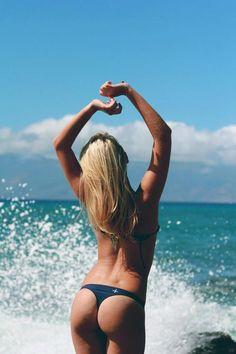.. Bikinis, Swimwear, Skinny, Fashion, Bathing Suits, Moda, Swimsuits, Fashion Styles, Bikini