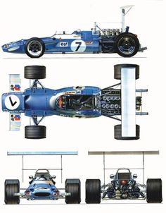 Matra MS80 Ford...