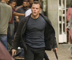 The Bourne Movies