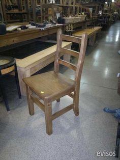 Sillas, estilo campo ( 10/09/15) Tenemos importante stock y variedad de modelos de sillas estilo campo, todas de madera ... http://don-torcuato.evisos.com.ar/sillas-estilo-campo-id-940544