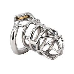 Not Getting Off Metal Chastity Device inches long Chastity Cage, Chastity Device, Stainless Steel Material, Stainless Steel Rings, Male Chastity Captions, Got Off, Male Chasity, Perfect Fit, Engagement Rings