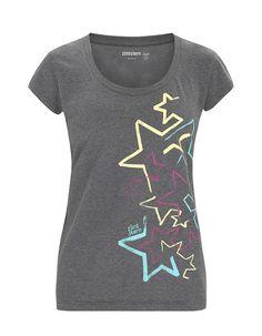 HOKU | Women's T-Shirt | Fall / Winter Collection 2012 / 2013 | www.zimtstern.com | #zimtstern #fall #winter #collection #womens #tshirt #tee #shirt #street #wear #streetwear #clothing #apparel #fabric #textile #snow #skate
