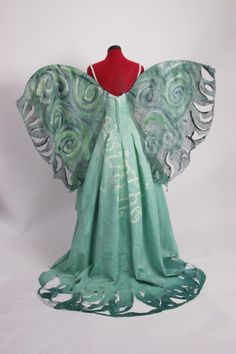 One of my all time favorite Etsy Marvels....Absinthe Fairy  La Fee Verte  The Green Fairy by Deconstructress, $399.00