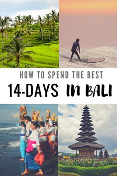 Planning a trip to Bali? Designed with a solo female traveler in mind, this 2-week itinerary is a perfect guide for first time visitors to Bali, covering all the highlights!