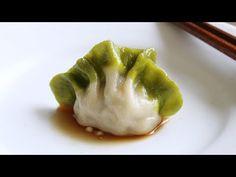 먹기 아까운 비주얼, 배추만두 : Chinese Cabbage Shaped Dumplings [아내의 식탁]