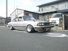 Toyota X60 MarkⅡ / Cressida   Lowered, JDM, Stance