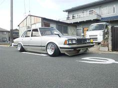 Toyota X60 MarkⅡ / Cressida | Lowered, JDM, Stance