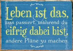 Leben - Postkarten - Grafik Werkstatt Bielefeld