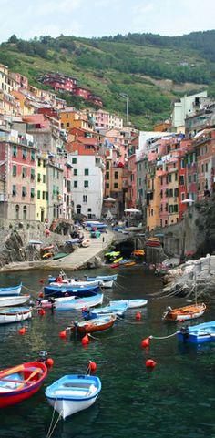 Rio Maggiore - Cinque Terre, Italy