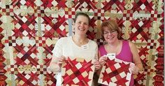 """Join 13 people right now at """"Quiltville's Quips & Snips!!: Talkin' Turkey Rides Again!"""" #cheers #crafts"""