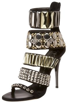 The 5 Most Expensive Shoes on Zappos Right Now Funky Shoes, Crazy Shoes, Me Too Shoes, Stilettos, Pumps, High Heels, Most Expensive Shoes, Giuseppe Zanotti Shoes, Zanotti Heels