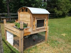 I love my coop from Urban Coop Company. http://urbancoopcompany.com/chicken-coop-comparison-chart/