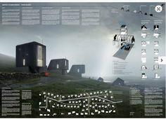 Arkkitehtikilpailu Färsaaressa – luonnonmukainen asuminen