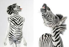 Female Body Painting | Design Arena