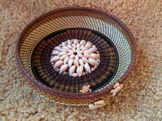 Pine Needle Baskets Stitch Variations | Like this item?
