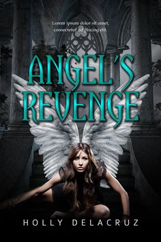 Angel's Revenge - Angel / Fantasy Book Cover For Sale at Beetiful Book Covers