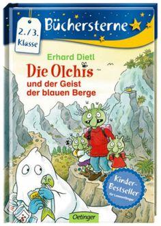 Die Olchis und der Geist der blauen Berge - Erhard Dietl (ab 8 Jahren)