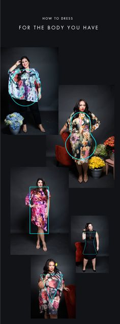 Are You Dressing for Your Body Type? #BodyType #YonaNewYork  http://yonanewyork.com/how-to-dress-for-the-body-you-have/