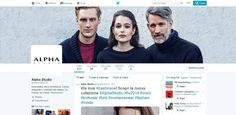 Join #AlphaStudio on #Twitter!  https://twitter.com/AlphaStudioOff  #knitwear #knit #fw2014 #stylish #style #gauge #yarn #stitch #merinos #alpaca #cashmere #joinus #followus #womenswear #womenstyle #menswear #menstyle