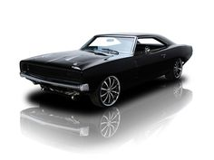1968 Dodge Charger.