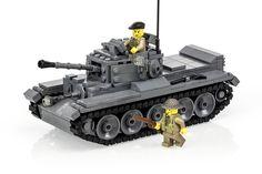 Cromwell Mk IV | by Daniel Siskind