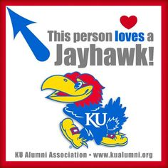 Go Hawks! State Of Kansas, University Of Kansas, Go Ku, Kansas Jayhawks, Basketball, Fan, Sports, Blue, Hs Sports