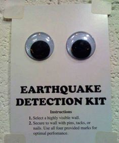 Ipad gag gift bazaar pinterest gag gifts ipad and white funny earthquake detection kit solutioingenieria Images