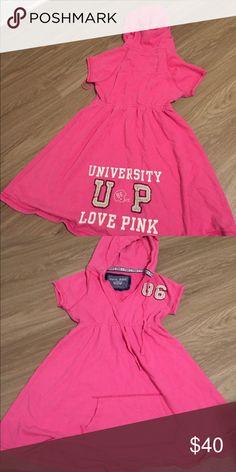 Victoria Secret PINK night wear. Pink night gown in good condition. PINK Intimates & Sleepwear Pajamas