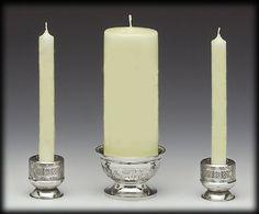 Celtic Unity Candle Holder