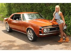 '67 Camaro..Re-pin brought to you by agents of #Carinsurance at #Houseofinsurance in Eugene, Oregon