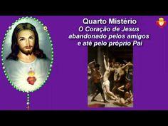 Segunda Coroa em Honra do Sagrado Coração de Jesus (Terças e Sextas-Feiras) - YouTube