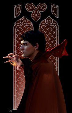 Merlin by ctyler.deviantart.com on @deviantART