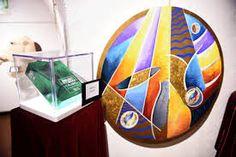 Momento espositivo del Festival Internazionale d'Arte - A cura della Soc Coop Idea Service di ROMA