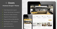 This Deals Dawn - Responsive Drupal ThemeIn our offer link above you will see