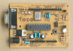 Replacing atmega8 with atmega328(arduino)