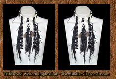Native American Crafts, Native Style, Chokers, Collection