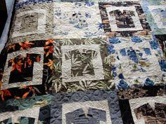 Stitch by Stitch: Hawaiian shirt quilt...