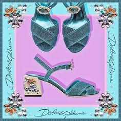 Add a little shimmer to your step with these precious turquoise sandals. Available on the online store. Link in bio. #DGWomen via DOLCE & GABBANA official Instagram - #Beauty and #Fashion Inspiration - Beautiful #Dresses and #Shoes - Celebrities and Pop Culture - Latest Sales and Style News - Designer Handbags and Accessories - International Advertising Campaigns - Gifts and Bargain #Shopping Guide - Famous Luxury Brands on Instagram - Trendsetters Fashionistas and Shopaholics - Editorial…