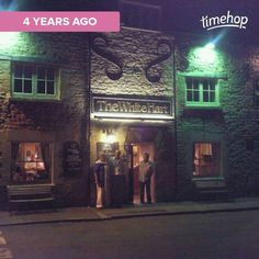 The white hart 4 Years, Memories, Memoirs, Souvenirs, Remember This